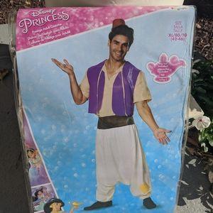 Alladin Adult Costume size XL